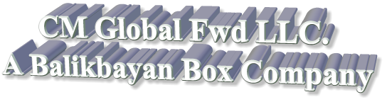 CM Global Fwd LLC. A Balikbayan Box Company